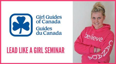 Kayla Maduk - Girl Guides Believe Talk